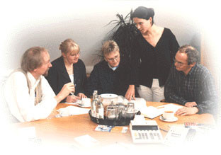 Konferenz - Steuerberater Tönnemann