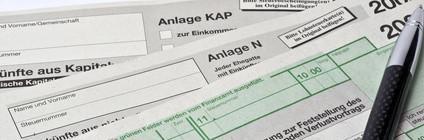 Private Steuererklärung - Steuerberater Tönnemann