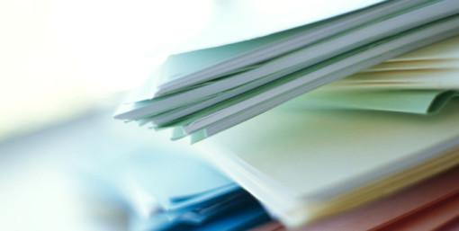 Akten und Papiere